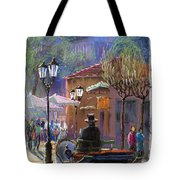 Germany Baden-baden Spring  Ray Tote Bag
