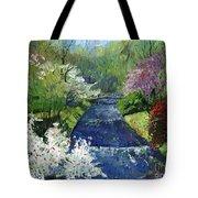 Germany Baden-baden Spring Tote Bag by Yuriy  Shevchuk