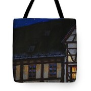 Germany Ulm Fischer Viertel Moonroofs Tote Bag