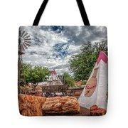 Geronimo Trading Post Tote Bag