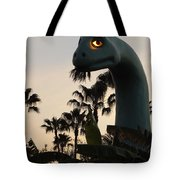 Gertie In The Trees Tote Bag