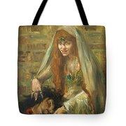 Gertrud Eysoldt As Salome Tote Bag