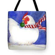 Gertrude's Scarf Tote Bag