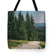 Gesia Szyja Way Up Tote Bag