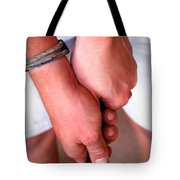 Get A Grip Tote Bag
