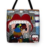 Get A Job Tote Bag by Rojax Art