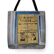 Get Dillinger Tote Bag