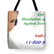 Get Expert Guidance For Windows System Error Codes Tote Bag