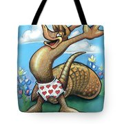 Get Out Of Your Shell...stop And Smell The Bluebonnets Tote Bag