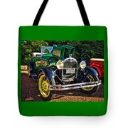 Gettin' Ready To Cruise Tote Bag