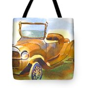 Getting A Little Rusty Tote Bag