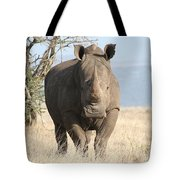 Getting Ready To Charge Tote Bag