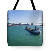 Getting The Mail Tote Bag