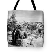 Getting The Water Tote Bag