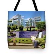 Getty Gardens Tote Bag