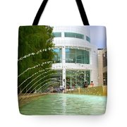 Getty Museum Architecture II Tote Bag