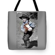 Getty Up Tote Bag