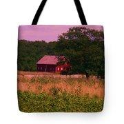 Gettysburg Barn Tote Bag