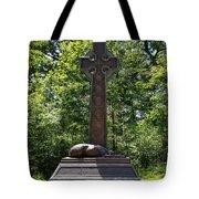 Gettysburg Irish Brigade Monument Tote Bag