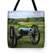Gettysburg National Military Park Tote Bag