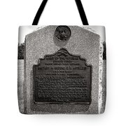 Gettysburg National Park Army Of The Potomac Second Brigade Horse Artillery Tote Bag
