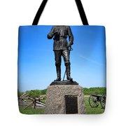 Gettysburg National Park Major General John Buford Memorial Tote Bag