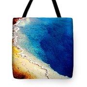 Geyser Basin Tote Bag