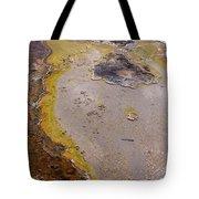 Geyser Basin Springs 4 Tote Bag