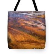 Geyser Basin Springs 7 Tote Bag