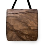Geyser Patterns Tote Bag