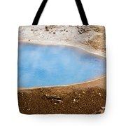 Geysir Area Tote Bag