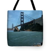 Gg Horseshoe Bay Tote Bag