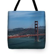 Gg San Francisco Tote Bag
