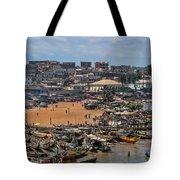 Ghana Africa Tote Bag