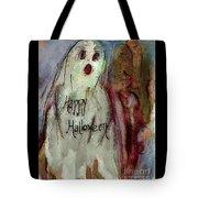 Ghost 1  Tote Bag