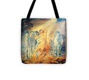 Ghost Herd Tote Bag