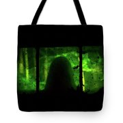Ghost In The Window No. 2 Tote Bag