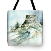 Ghost Mound - 090219 Tote Bag