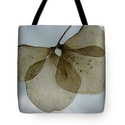 Ghost Of A Flower  Tote Bag