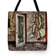 Ghost Of Time Tote Bag