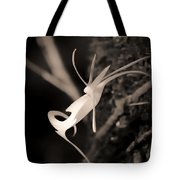 Ghost Orchid At First Light Tote Bag