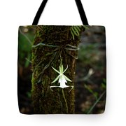 Ghost Orchid Of The Fakahatchee Strand Tote Bag
