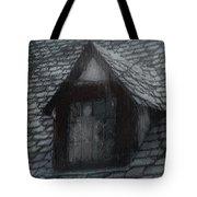 Ghost Rain Tote Bag