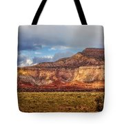Ghost Ranch Red Tote Bag