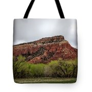 Ghost Ranch View Tote Bag