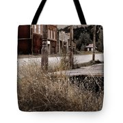 Ghost Town 2 Tote Bag