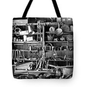 Ghost Town Mining Tote Bag