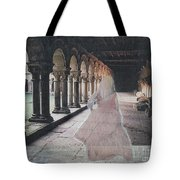 Ghostly Adventures Tote Bag