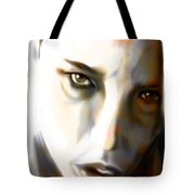 Ghostly Glance Tote Bag