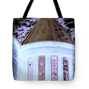 Ghostly Heights Manor Tote Bag